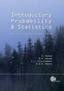 Introductory Probability and Statistics [Pdf/ePub] eBook