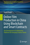 Pdf Online Film Production in China Using Blockchain and Smart Contracts