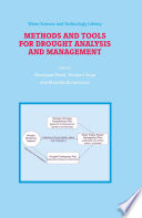 Methods and Tools for Drought Analysis and Management