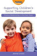 Supporting Children's Social Development Pdf/ePub eBook