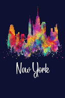 New York Notebook for Your Travel Stories