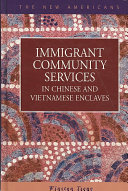 Immigrant Community Services In Chinese And Vietnamese Enclaves