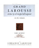 Grand Larousse encyclopédique
