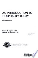 An Introduction to Hospitality Today
