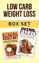 Low Carb Weight Loss Box Set Book PDF