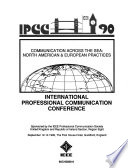 IPCC ... proceedings