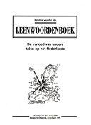 Leenwoordenboek
