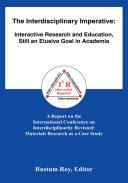 The Interdisciplinary Imperative