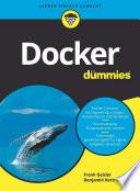 Öffnen Sie das Medium Docker für Dummies von Geisler, Frank im Bibliothekskatalog
