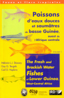 Fresh and brackish water fishes of Lower Guinea  West Central Africa