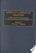 African American Orators