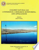 Coalbed Natural Gas Conference I