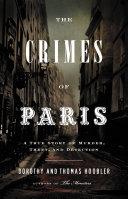 Pdf The Crimes of Paris