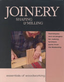 Pdf Joinery