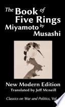 The Book of Five Rings by Miyamoto Musashi Book