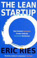 The Lean Startup book cover image