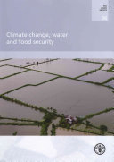 Climate Change, Water and Food Security