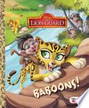 Baboons   Disney Junior  The Lion Guard