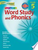 Word Study And Phonics Grade 5