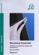 Structural Concrete, Volume 3