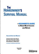 The Homeowner s Survival Manual