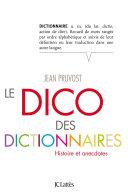 Pdf Le Dico des dictionnaires Telecharger