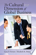 The Cultural Dimension Of Global Business 1 Download  PDF