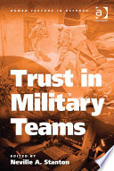 Trust in Military Teams