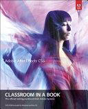 Adobe After Effects CS6 Classroom in a Book [Pdf/ePub] eBook