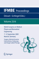 World Congress on Medical Physics and Biomedical Engineering September 7   12  2009 Munich  Germany