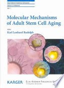 Molecular Mechanisms of Adult Stem Cell Aging Book