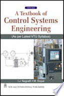 Textbook Of Control Systems Engineering (Vtu)