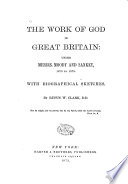 The Work of God in Great Britain