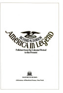 America in Legend
