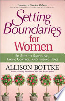 Setting Boundaries   for Women
