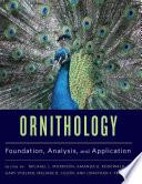 Ornithology Book PDF
