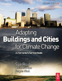 Pdf Adapting Buildings and Cities for Climate Change Telecharger