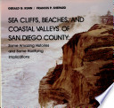 Sea Cliffs  Beaches  and Coastal Valleys of San Diego County Book