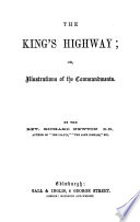 The King S Highway Or Illustrations Of The Commandments Book PDF