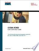 CCNA ICND Exam Certification Guide
