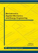 Mechatronics, Applied Mechanics and Energy Engineering Pdf/ePub eBook