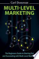 Multi level Marketing Book