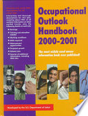 """Occupational Outlook Handbook"" by U S Dept of Labor"