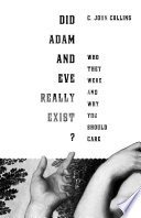 Did Adam And Eve Really Exist