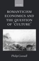 Romanticism, Economics and the Question of 'culture' - Página 116