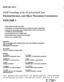 ASME Proceedings of the 7th AIAA/ASME Joint Thermophysics and Heat