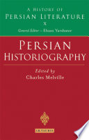 Persian Historiography