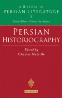 Pdf Persian Historiography Telecharger