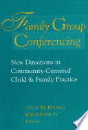 Family Group Conferencing