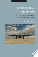 Bomber Boys on Screen Book